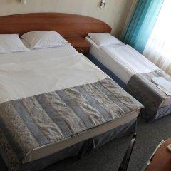Hotel Lazuren Briag 3* Стандартный номер с двуспальной кроватью фото 17