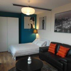 Отель Brussels Louise Penthouse Люкс с различными типами кроватей фото 10