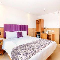 Eurotraveller Hotel Premier Tower Bridge 3* Стандартный номер с двуспальной кроватью фото 3
