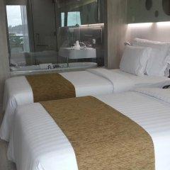 The Pattaya Discovery Beach Hotel Pattaya 4* Улучшенный номер с двуспальной кроватью фото 13