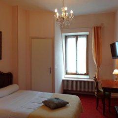 Отель Hôtel Continental 2* Стандартный номер фото 2