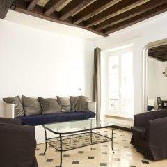 Отель Appartement Saint Rustique Франция, Париж - отзывы, цены и фото номеров - забронировать отель Appartement Saint Rustique онлайн комната для гостей фото 4