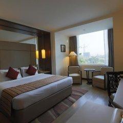 Отель City Park Airport 3* Представительский номер с различными типами кроватей фото 11