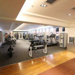 Отель Crowne Plaza Foshan фитнесс-зал фото 2
