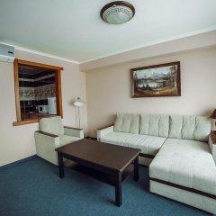 Гостиница Державинская Тамбов комната для гостей фото 4