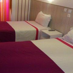 Отель Pensao Estacao Central 2* Стандартный номер фото 10