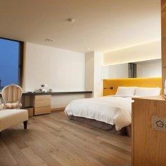 Grammos Hotel 3* Улучшенный номер с различными типами кроватей фото 4