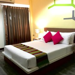Отель Charoenchit House 2* Стандартный номер с различными типами кроватей фото 2