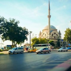 Отель Aleph Istanbul Полулюкс с различными типами кроватей фото 8