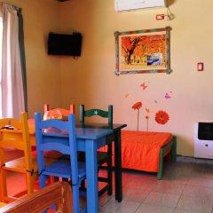 Отель Cabañas El Naranjo Сан-Рафаэль в номере фото 2