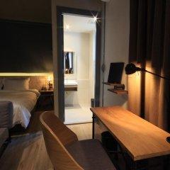 THA City Loft Hotel 3* Номер Делюкс с различными типами кроватей