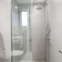Отель Poseidon Athens ванная