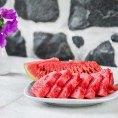 Отель Galatia Villas Греция, Остров Санторини - отзывы, цены и фото номеров - забронировать отель Galatia Villas онлайн питание фото 3