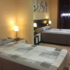 Отель Pension Restaurante AVENIDA 3* Стандартный номер с различными типами кроватей фото 3