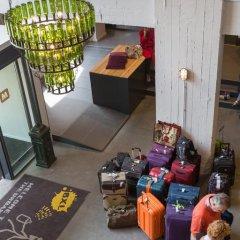 Отель Meininger Brussels City Center Брюссель развлечения
