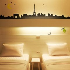 The Phoenix Hotel Bangkok 3* Номер Делюкс с различными типами кроватей фото 12