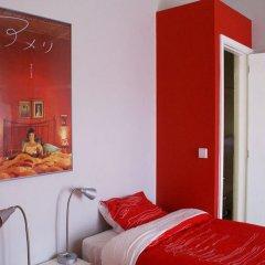 Rivoli Cinema Hostel Стандартный номер 2 отдельными кровати (общая ванная комната) фото 6