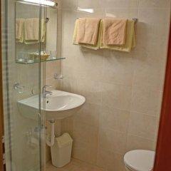 Отель Pension Thalerhof Горнолыжный курорт Ортлер ванная фото 2