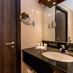 Отель XO Hotels Blue Tower 4* Стандартный номер с двуспальной кроватью фото 5