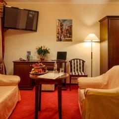 Гостиница Салют 4* Люкс с разными типами кроватей фото 8