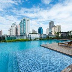 Отель Radisson Blu Plaza Bangkok 5* Полулюкс фото 6