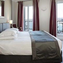 Отель Hôtel Suisse Франция, Ницца - отзывы, цены и фото номеров - забронировать отель Hôtel Suisse онлайн комната для гостей фото 3
