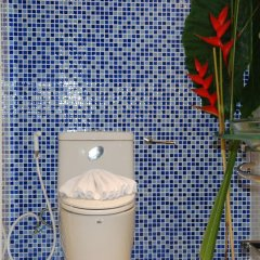 Отель I Am Residence 3* Улучшенные апартаменты с двуспальной кроватью фото 15