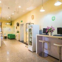 Отель Hi Inn Bengbu Railway Station интерьер отеля фото 2