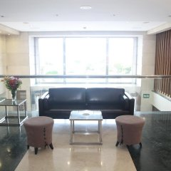 Hotel Silken Rio Santander интерьер отеля