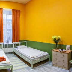 Хостел Пётр Стандартный номер с различными типами кроватей фото 16