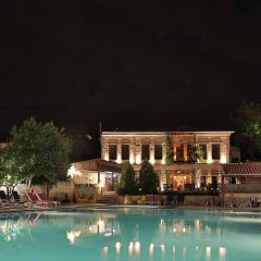 Elif Stone House Турция, Ургуп - 1 отзыв об отеле, цены и фото номеров - забронировать отель Elif Stone House онлайн бассейн фото 3