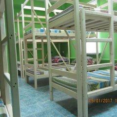 Hostel Laim Кровать в женском общем номере с двухъярусной кроватью