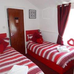 Delamere Hotel 3* Стандартный номер с 2 отдельными кроватями фото 7