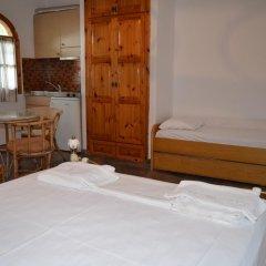 Отель Rigakis Греция, Ханиотис - отзывы, цены и фото номеров - забронировать отель Rigakis онлайн комната для гостей фото 2