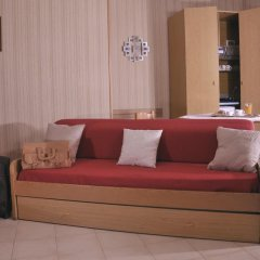 Hotel Residence Ulivi E Palme 3* Студия с различными типами кроватей фото 5
