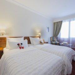 Отель Vilnius Grand Resort 4* Стандартный семейный номер с двуспальной кроватью