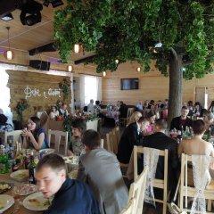 Гостиница Парк отдыха Сказка Русь питание