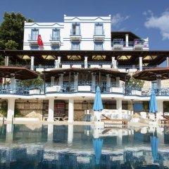 Soothe Hotel Турция, Калкан - отзывы, цены и фото номеров - забронировать отель Soothe Hotel онлайн бассейн фото 3
