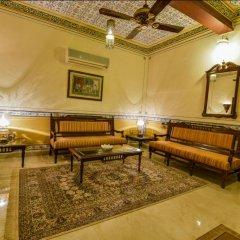 Отель Chokhi Dhani Resort Jaipur 4* Люкс с различными типами кроватей фото 4