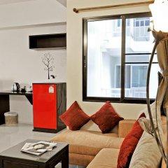 Отель Grand Marina Residence 3* Номер Делюкс с различными типами кроватей фото 3
