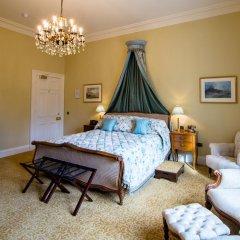 Отель Crossbasket Castle Великобритания, Глазго - отзывы, цены и фото номеров - забронировать отель Crossbasket Castle онлайн комната для гостей фото 6