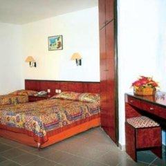 Aroma Hotel 3* Стандартный семейный номер с двуспальной кроватью фото 4