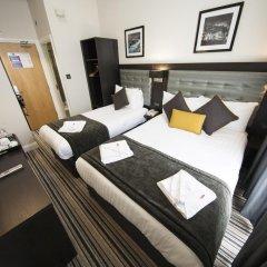 Отель St Georges Inn Victoria 3* Стандартный номер с различными типами кроватей фото 2