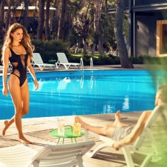 GoodZone Business&Relax Hotel бассейн фото 2