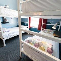 Отель Samesun Venice Beach Кровать в общем номере фото 9