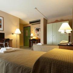 Отель Albergo Athenaeum 3* Стандартный номер с разными типами кроватей фото 2