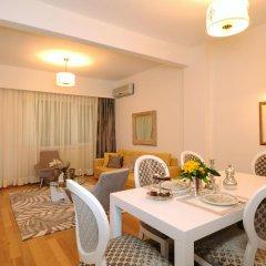 Отель Cheya Gumussuyu Residence 4* Апартаменты с различными типами кроватей фото 10