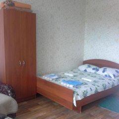 Гостевой дом Простор Стандартный семейный номер с двуспальной кроватью фото 2