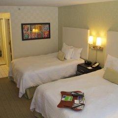 Отель Hampton Inn & Suites Chicago Downtown 3* Стандартный номер с различными типами кроватей фото 4