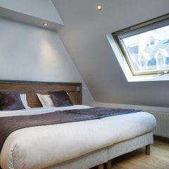 Hotel Du Bresil Париж комната для гостей